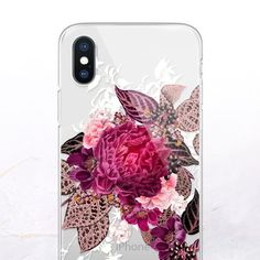 Great News: iPhone X Clear Slim & Grip style cases are in stock! #hellopretty #purelove #iPhoneXclearcase