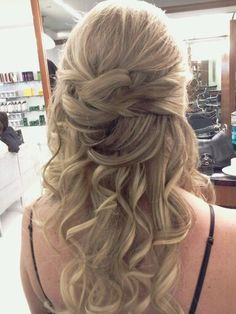 Mother of the groom wedding hair