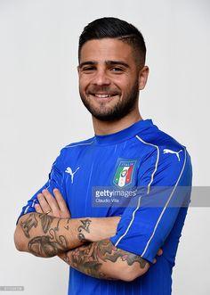 """Lorenzo Insigne n20 attaccante del Napoli """"per l'ITALIA"""""""