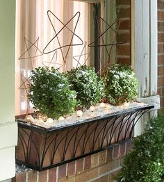 ooooh, this is great for window box