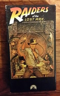 VHS, Raiders of the Lost Ark