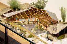 Grand Glass Roofing Open Plan Ideas is part of Modern architecture Australia Australian Homes - Refined Glass Roofing Open Plan Ideas Grand Glass Roofing Open Plan Ideas Bamboo Architecture, Amazing Architecture, Interior Architecture, Architecture Names, Landscape Model, Fibreglass Roof, Modern Roofing, Bamboo House, 3d Modelle
