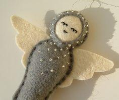 Felt angel...I'm daydreamer...