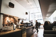 Timbertrain Coffee Roasters | MJ Kim Photography