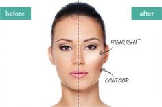 the amazing powers of Contouring!