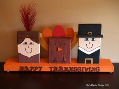 Too cute! Something to do with the leftover  lumber.