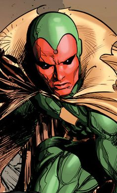 Vision by Mike Deodato Jr