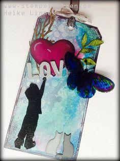 Valentins Love Tag