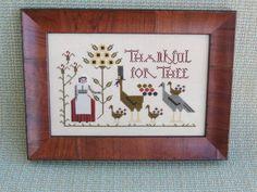 Thankful For Thee by Paulette Stewart   http://shepherdsbushblog.blogspot.com