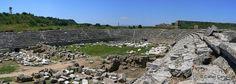 Древний стадион в Перге/Анталии снова примет спортсменов