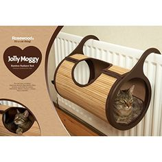 Radiator cat bed made from bamboo. Offers cats the cosiest of places to curl up in. Comes flat packed. Easy to assemble. Bed Cushions, Dog Shampoo, Buy A Cat, Cat Furniture, Pet Beds, Radiators, Hammock, Pet Supplies, Kitten