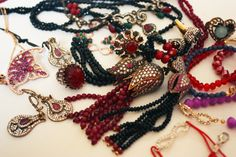 Mixed Blessings. Anne&Anne Jewelry and Gifts. #fashiontrends #accessories #jewelry