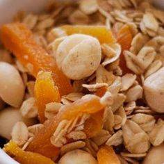 Macadamia and Coconu