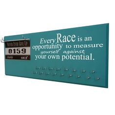 Medal holder - Race against yourself