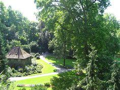 Schloss Ludwigsburg park