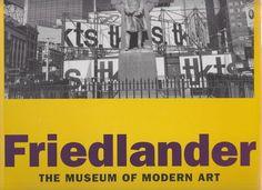 Fridlander THE MUSEUM OF MODERNART リー・フリードランダー 2008年  MoMA  1点  ソフトカバー ¥6,480
