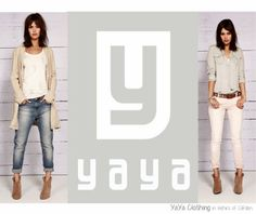 YaYa White Jeans, Capri Pants, Clothes, Ideas, Style, Fashion, Outfit, Swag, Moda