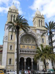 Catholic Church in Tunis - So beautiful!