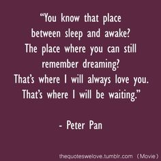 Inspiration from my idol #PeterPan