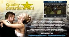 Quality Entertainment has been the choice for thousands of couples for over a decade.    http://www.ottawagatineauweddingplanner.com/quality-entertainment/