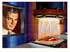 The Science Of Atomic Steak.
