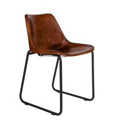 Be Pure   Rough Chair Cognac
