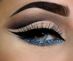 prom eyeshadow
