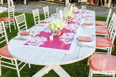Rustic Beach Party | Creative event production by Envisions Entertainment Hawaii | Maui, Hawaii