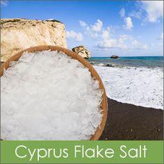 Cyprus Flake Salt #salt #chef