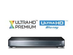 Eine neue Ära: Der Panasonic Ultra HD Blu-ray Player DMP-UB900 spielt Ultra HD Blu-rays und 4K Inhalte mit atemberaubender Detailtiefe & Farbreichtum ab.