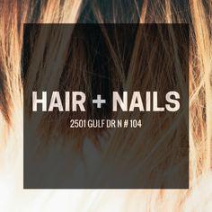 Holmes Beach Hair Stylist and Nail Salon- Studio 104 Hair And Nail Salon, Hair And Nails, Anna Maria Florida, Bradenton Beach, Holmes Beach, Anna Maria Island, Beach Hair, Beauty Industry, Salons