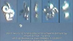 Objeto misterioso enorme surge nos céus de Israel e surpreende estudiosos biblicos ~ Sempre Questione