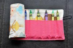 Girlfriends Crayon Cozy/Roll Including by SpoonerSistersDesign, $15.00 Crayons, Little Ones, Girlfriends, Boy Or Girl, Diaper Bag, Rolls, Felt, Cozy, Gift Ideas