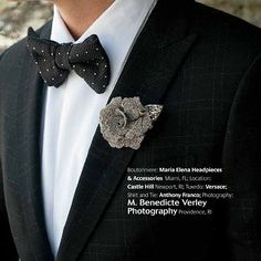 Different but bold #VARÓN Boutonniere for the man pushing the limits of #luxury fashion.Featured on @wedding_style  #leather #unique #mensjewelry #stylish #classydapper #menswithstyle #mensluxuryjewelry #dapperdudes #elegance #exclusive #details #luxurylifestyle #gearup #ootdmen #mensstyle #mensfashion #suits #dapper #fashion #malefashion #highfashionmen #classy #dapperedmen #elegant #gentlemen #accessories #boutonniere