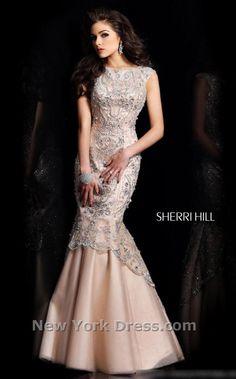 Sherri Hill 21051 Dress - NewYorkDress.com