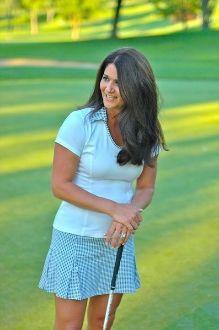 We love Smashing Golf. Skorts and golf shirts...my fav!