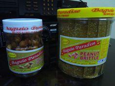 Baguio Paradise. Peanut Brittle from Keiziah Doria. 1-5-17
