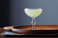 Last Word = gin + lime juice + maraschino liqueur + green Chartreuse