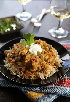 foodie fridays: jamaican curry crab stew