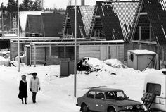 Kuvagalleria: Oulussa pohditaan valtakunnallisten asuntomessujen hakemista vuodelle 2025. Kalevan vanhat kuvat näyttävät tunnelmia Oulussa kaksi kertaa aikaisemmin järjestetyiltä asuntomessuilta.