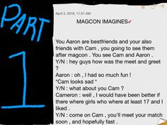 This is part of my Magcon imagines ! Hope you like them -Yassi Fossen Minions, Cameron Dallas Imagines, Magcon Imagines, Jack Taylor, Shawn Mendes Magcon, Cameron Alexander Dallas, Aaron Carter, Cute Stories, Jack And Jack