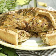 Kuva - Paras sienipiirakka Recipies, Pork, Chicken, Meat, Funny, Recipes, Pork Roulade, Pigs
