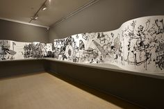 I Walk the Line: New Australian Drawing :: Museum of Contemporary Art Australia