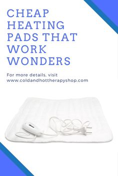 Get relief for your aches and pains, without spending a fortune. Discover amazing cheap heating pads that work wonders!