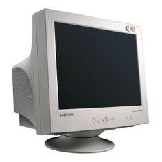 Samsung Syncmaster, nos tempos do CRT