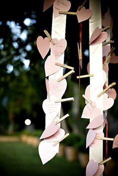 ~Creative Guest Book Ideas For A Lifelong Keepsake~ - Alexan Events Wedding Guest Book, Wedding Blog, Diy Wedding, Dream Wedding, Wedding Ideas, Wedding Decor, Pink And White Weddings, French Wedding, Bridezilla