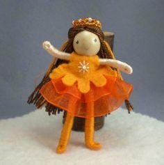 little bendy doll