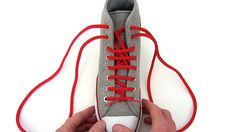 How to Gippo Lace your shoes - Professor Shoelace