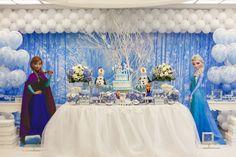 Frozen Birthday Party, Frozen Birthday Decorations, Frozen Theme Party, 2nd Birthday, Birthday Parties, Frozen Princess, Party Activities, Party Themes, Birthdays