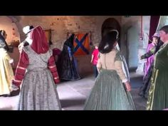 Stick the Fiddle with The Tudor Dance Group of Exeter - YouTube